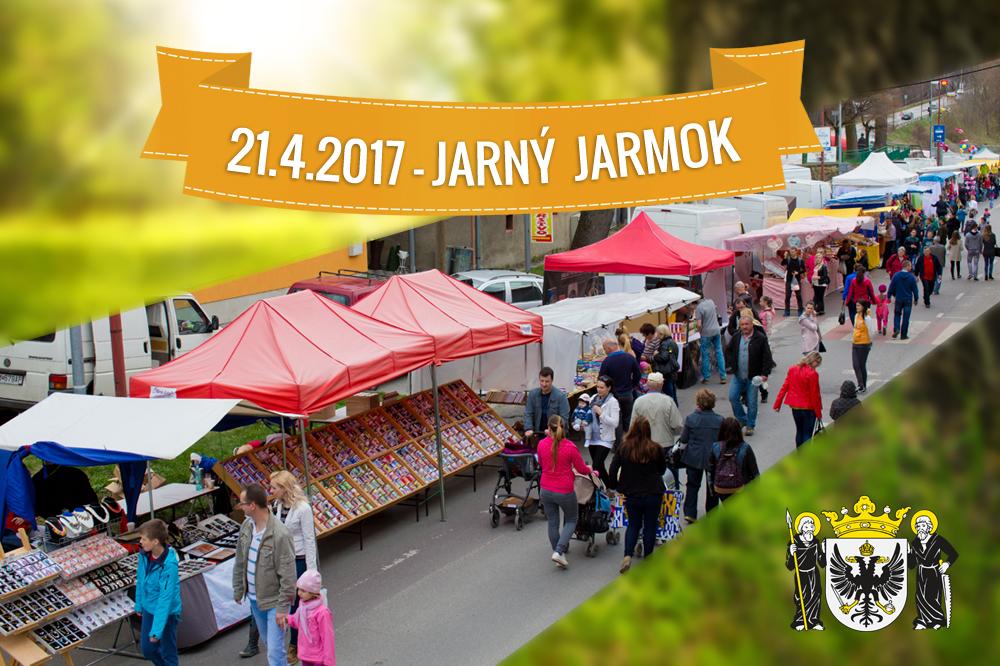 Jarný jarmok 2017 @ Hviezdoslavovo námestie