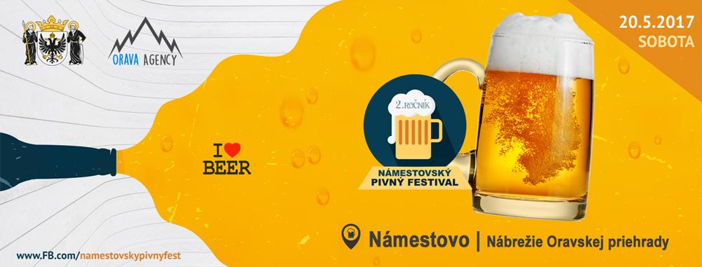 Námestovský Pivný Festival @ Nábrežie Or. priehrady