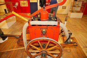 Výstava: O hasičstve úsmevne i vážne @ Dom kultúry v Námestove
