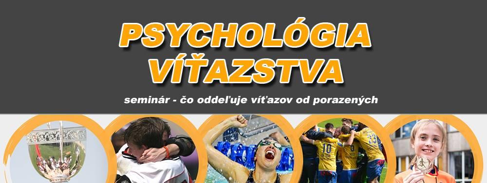 Seminár – Psychológia víťazstva @ Trend Hotel