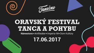 Oravský festival tanca a pohybu @ Námestovo