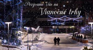 Vianočné trhy na námestí @ Hviezdoslavovo námestie