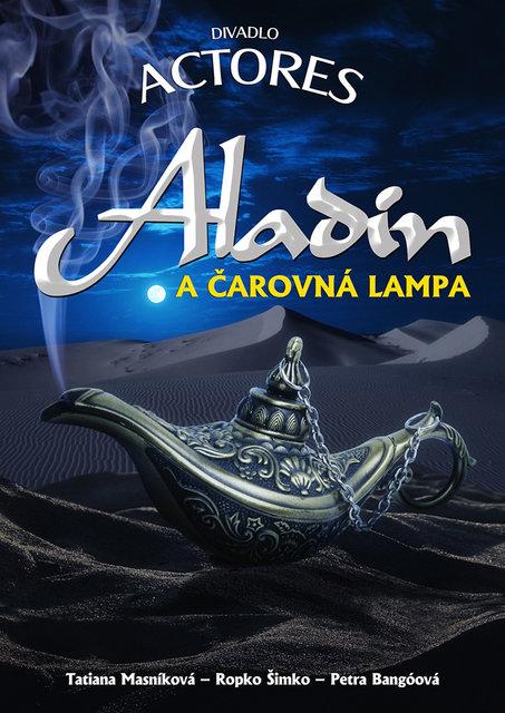 Aladin a čarovná lampa @ Dom kultúry v Námestove