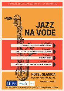 Jazz na vode - Ján Cikker 105 - Nikitin/Pospiš/Sillay @ Hotel Slanica