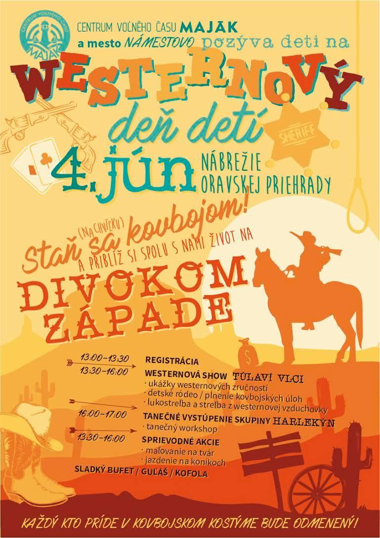 Westernový deň detí