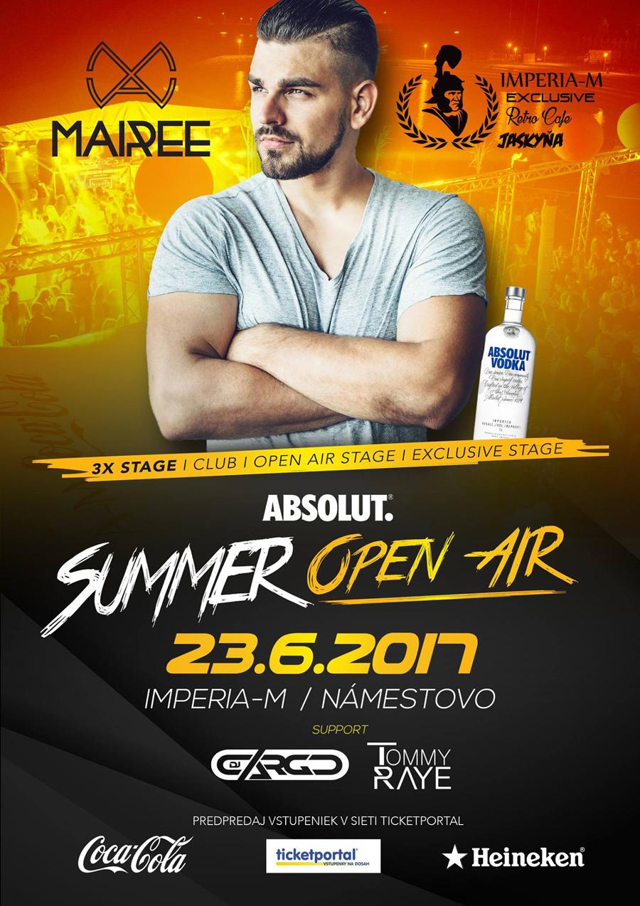 Summer Open Air @ Imperia-M