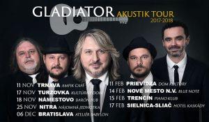 Gladiator – Akustik tour