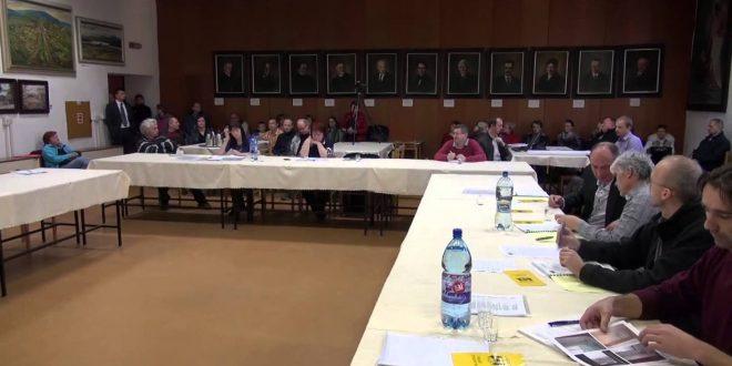 Zasadnutie Mestského zastupiteľstva v Námestove