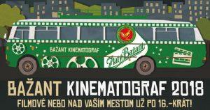 BAŽANT KINEMATOGRAF 2018 @ Námestovo