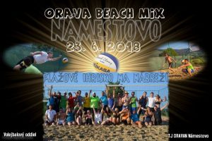 ORAVA BEACH Volleyball 2018