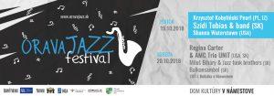 Orava jazz festival 2018 @ Dom kultúry v Námestove