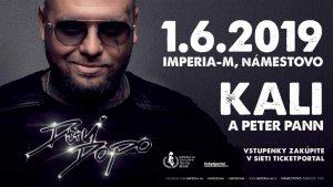 KALI a PETER PANN Live koncert @ Imperia - m