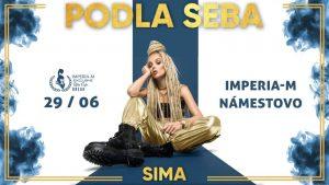 SIMA Podla Seba koncert @ Imperia-M