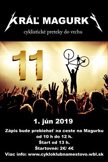 Kráľ Magurky 2019 @ Nábrežie Or. priehrady