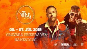 VIBE FEST 2019 @ Nábrežie Or. priehrady
