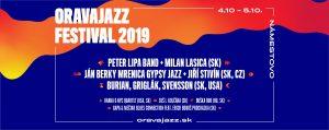 Oravajazz festival 2019 @ Dom kultúry v Námestove