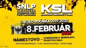 MMA KSL & SNLP Armwrestling 3.kolo @ Gymnázium Antona Bernoláka v Námestove