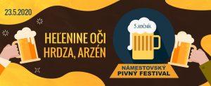 Námestovský Pivný Festival 2020 @ Nábrežie Or. priehrady