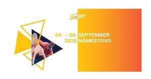 Tanečno 2020 - Oravský festival tanca a pohybu @ Nábrežie Or. priehrady