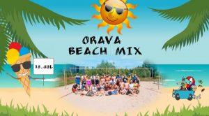 ORAVA BEACH MIX 2020 @ Nábrežie Or. priehrady